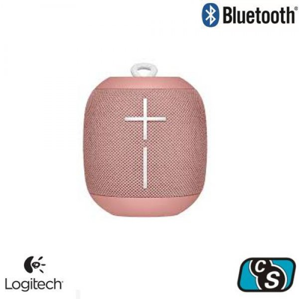 PARLANTE LOGITECH BLUETOOTH UE WONDERBOOM 2 PINK