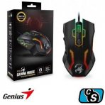 MOUSE GENIUS SCORPION SPEAR PRO 8 KEYS GX GAMING