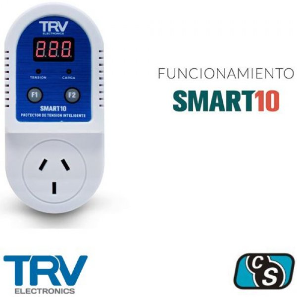 PROTECTOR DE TENSION INTELIGENTE SMART 10 TRV