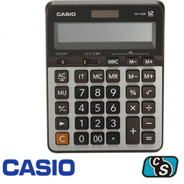CALCULADORA  CASIO GX-120B